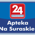 Круглосуточная аптека Na Suraskiej