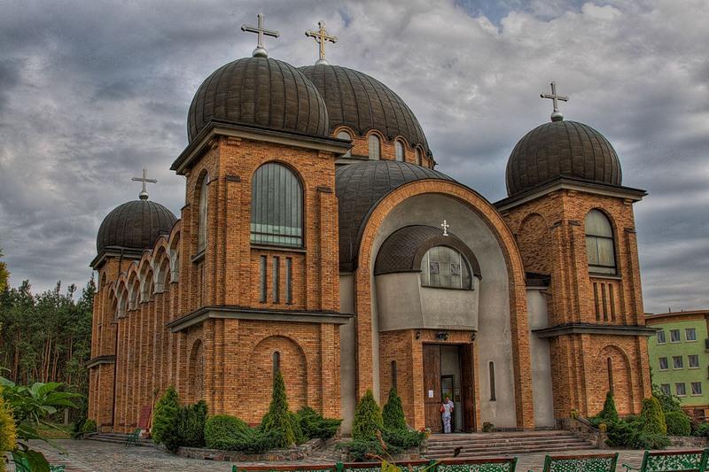церковь в Белостоке
