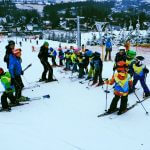 Школа обучения катания на лыжах Закопане