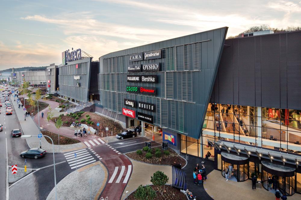 Торговый центр Ривьера