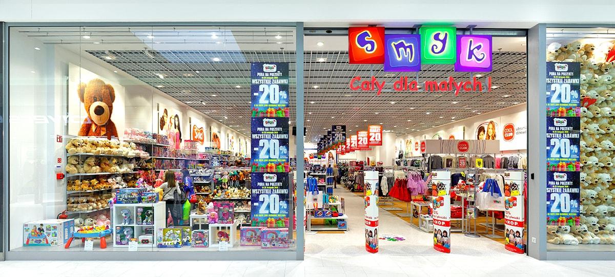 d55543e576a Детские магазины Польши (список)