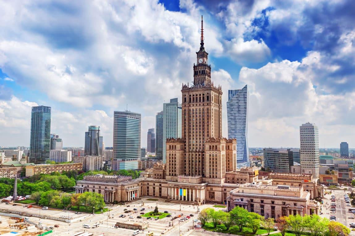 Дворец культуры и науки (Варшава)