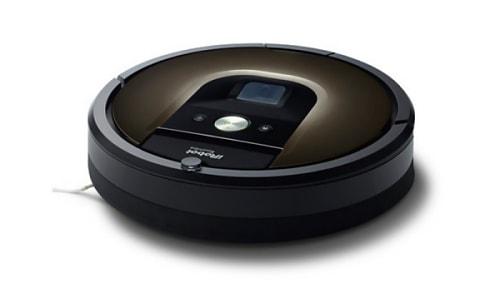 Робот для уборки пола iRobot Roomba 980