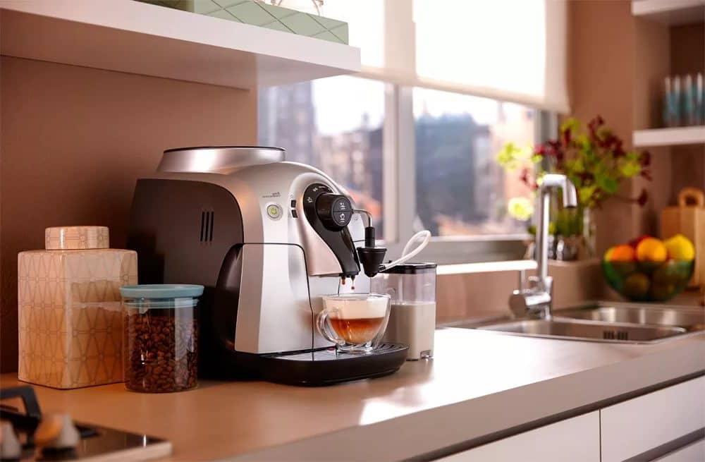 Купить кофемашину или кофеварку в Польше: выгодные цены со скидками до 50%