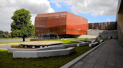 Центр науки имени Коперника в Варшаве — удивительный мир иллюзий, магии и волшебства