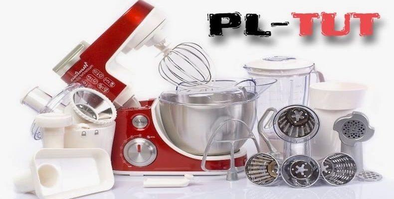 Купить кухонный комбайн в Польше по лучшим ценам — обзор популярных магазинов