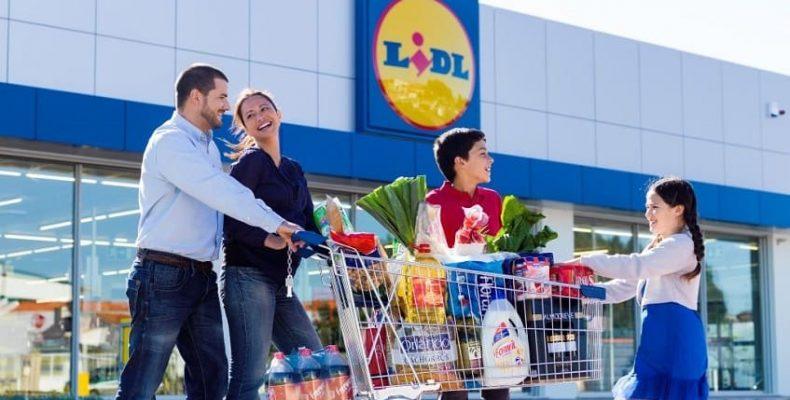 Lidl в Польше — магазин приятных покупок